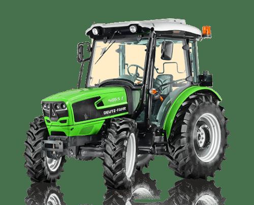 Deutz Faht traktor 4050 E