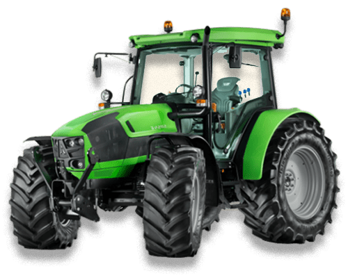 Deutz Fahr traktor 5115.4G GS